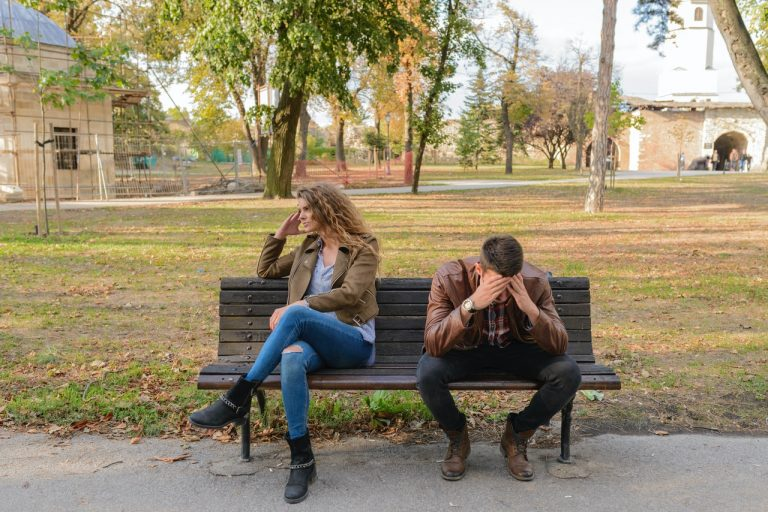 WHat does an amicable divorce mean